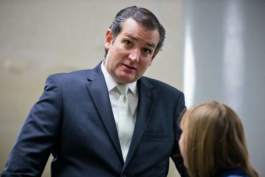 Sen. Ted Cruz brushes aside criticism from Democrats and fellow Republicans, including former presidential nominee Mitt Romney. Photo: J. Scott Applewhite, STF / AP