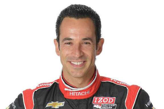 INDYCAR Helio Castroneves - Brazil 3 Team Penske - Chevrolet - Hitachi