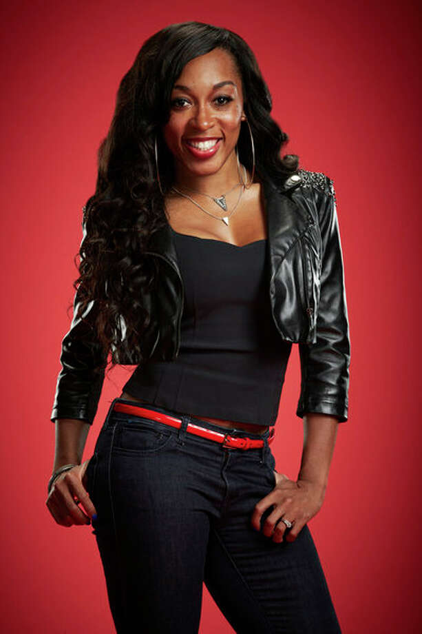 THE VOICE -- Season: 5 -- Pictured: Keaira Porter as Keaira Lashae -- (Photo by: Paul Drinkwater/NBC) Photo: NBC, Paul Drinkwater/NBC / 2013 NBCUniversal Media, LLC