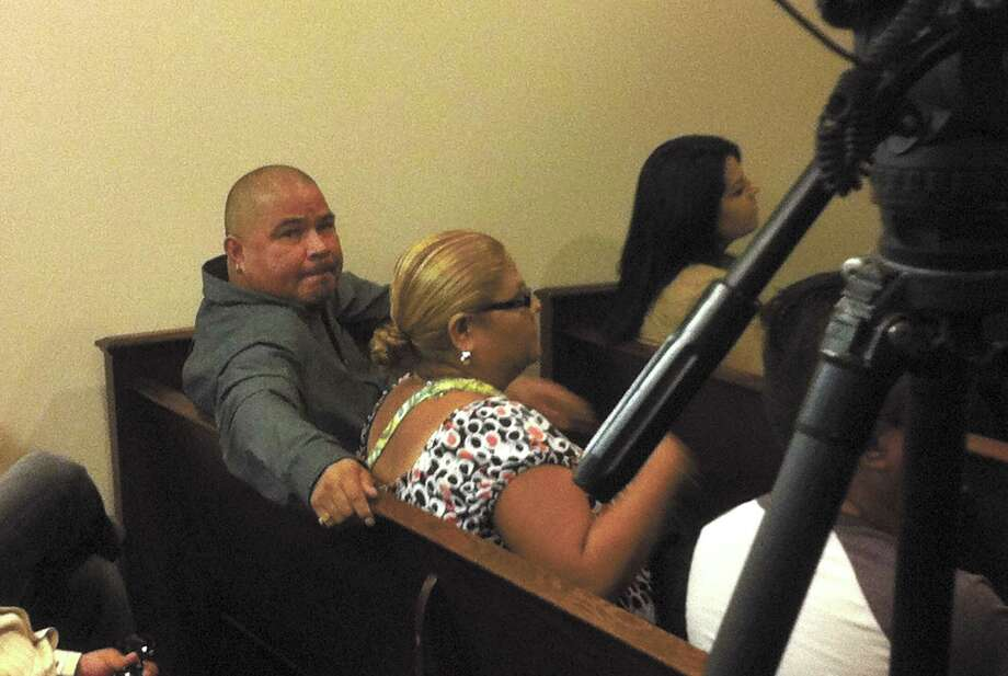 Martin Barrera Balboa is accused of being the getaway driver in a 2003 killing on the South Side.