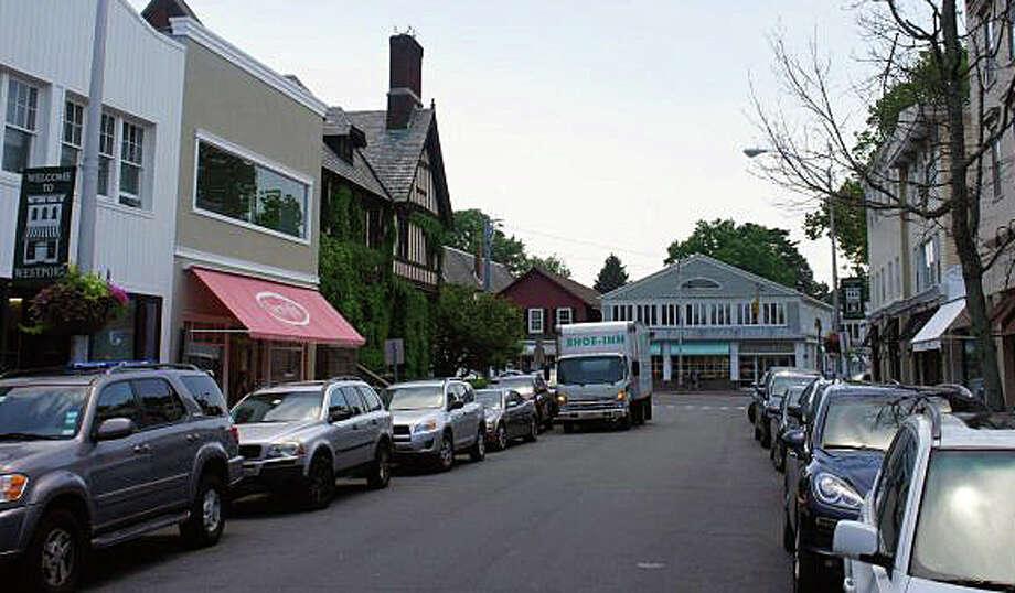 Main Street, Westport Photo: File Photo / Westport News