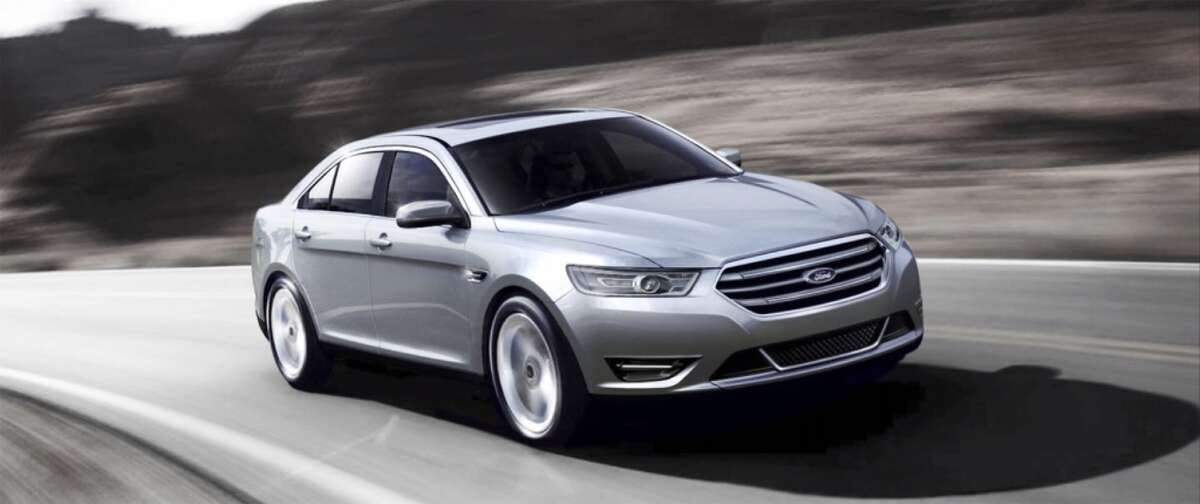 24. 2013 Ford Taurus -- 273 total thefts