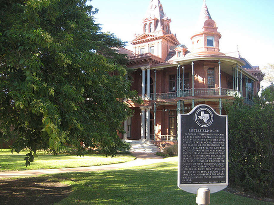 Littlefield House, AustinThis property is reportedly haunted by a mistress who lived in the house. The woman rarely left the home, and people have claimed she still wanders the halls.Photo:Scott From TX