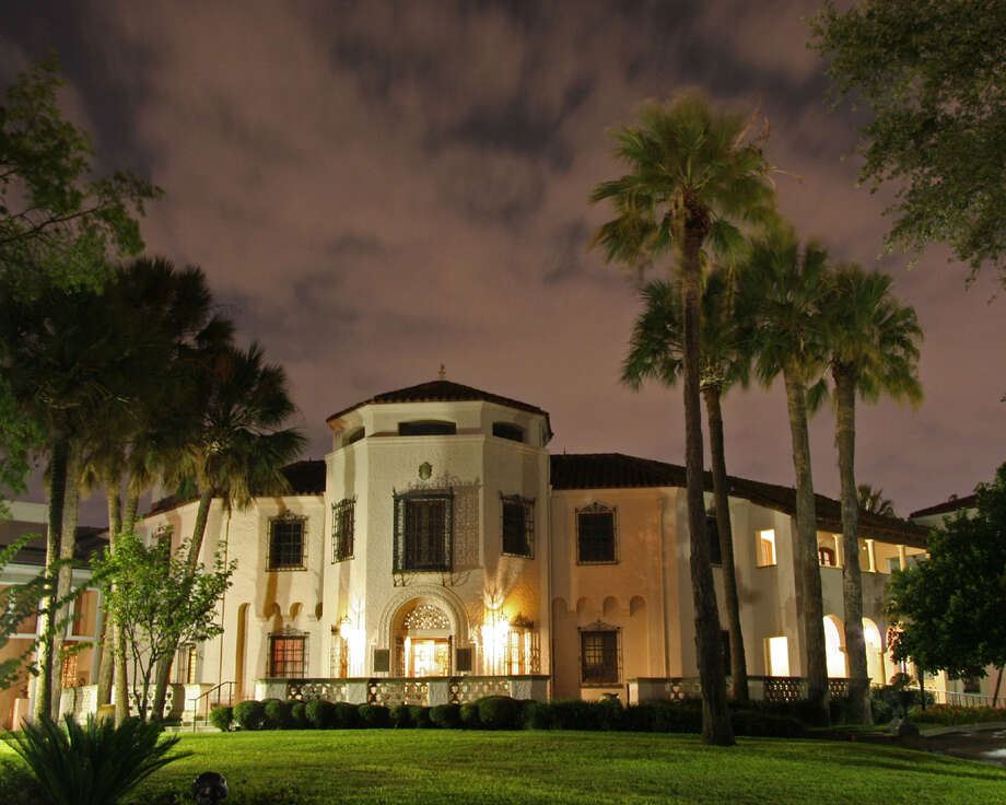 McNay Art Museum, San AntonioThe museum's west wing is reportedly haunted by a woman who lived at a home at the same site. Photo credit: McNay Art Museum