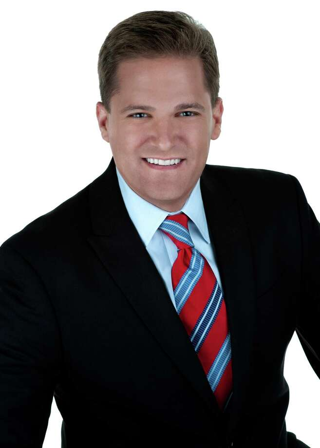 Chris Stipes moved from being a reporter to a morning anchor for the early morning newscasts.