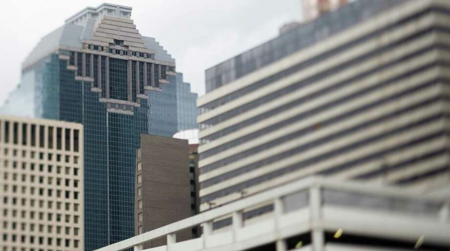 Stock image of the Heritage Plaza Building Sunday, Feb. 8, 2009, in downtown Houston. Photo: Nick De La Torre, Houston Chronicle / Houston Chronicle
