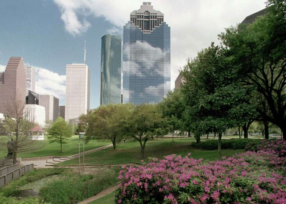 CONTACT FILED:  HOUSTON, TEXAS-SKYLINE.