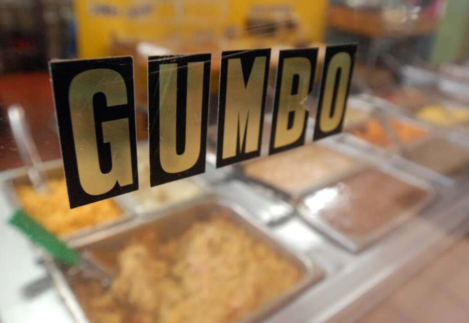 Gumbo is one of the items offered daily at Richards Cafe. Scott Eslinger/cat5 Photo: Scott Eslinger/cat5