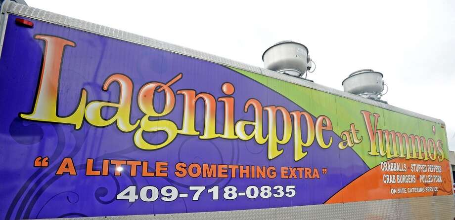 Lagniappe at Yummo's food truck at 5213 Twin City Highway in Port Arthur. Open 11 a.m. - 6 p.m. Tuesday - Thursday and 11 a.m. - 7 p.m. Friday and Saturday. Photo taken: Randy Edwards/The Enterprise