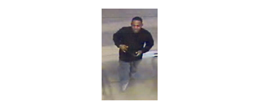 The San Antonio Police Department is asking for assistance in identifying the suspect pictured.  He is wanted for a robbery at N. Frio St. and W. Commerce St. on February 10, 2013. Anyone with information regarding the suspect's identity or his whereabouts are urged to contact Crime Stoppers at 224-STOP. Photo: San Antonio Police Department