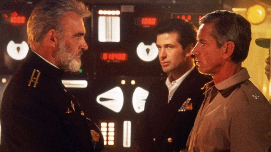 Released in 1990, The Hunt for Red October starred Alec Baldwin as Jack Ryan and grossed over $200 million at the box office. The story centers around American efforts to locate a high-tech, defecting Soviet submarine before it can be recaptured by the USSR.