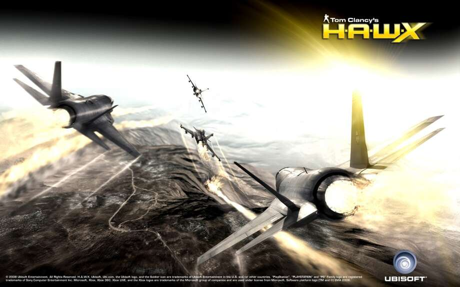 HAWX tells the story of future fighter jet pilots, and puts players in control of high-tech aircraft with arsenals of weapons and gadgetry. The game was released in 2009, and HAWX 2 was released only a year later in 2010.