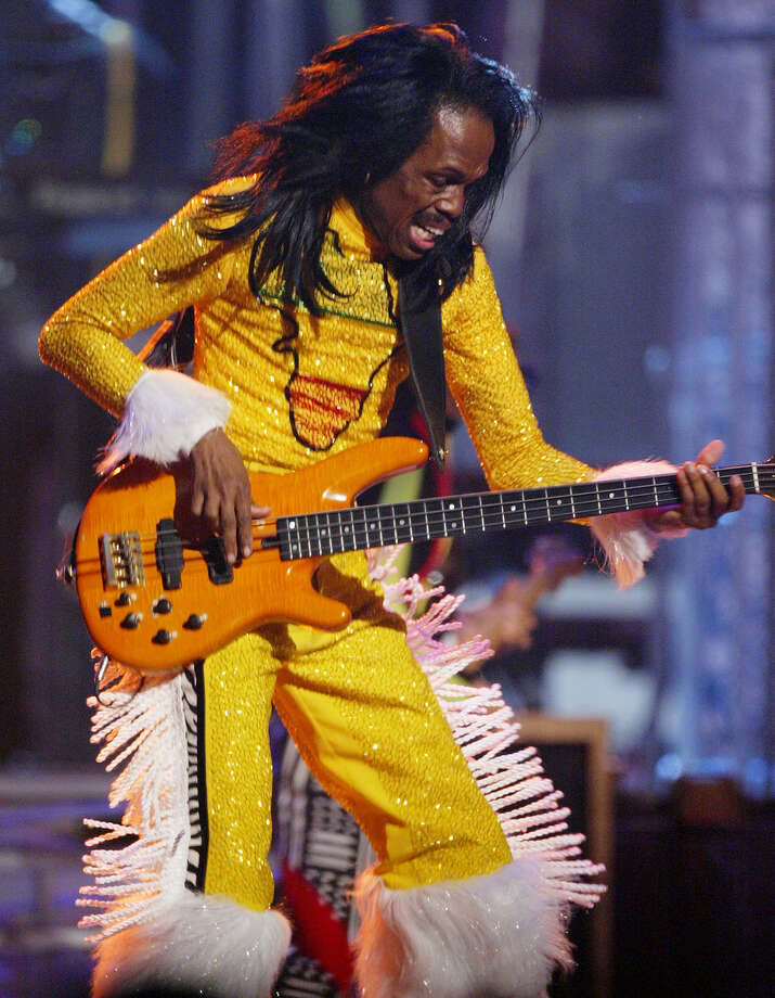 Earth, Wind & Fire, America's seventh top-selling musical group of all-time, will be hitting the stage at Mohegan Sun on Saturday. Find out more.  Photo: KEVORK DJANSEZIAN, STF / AP