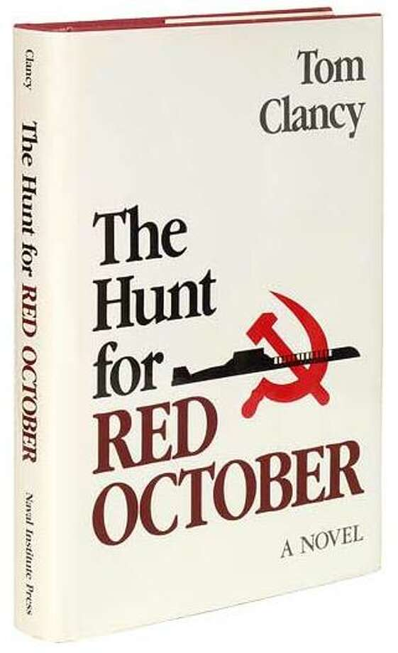 The Hunt for Red October (1984)Clancy's first published novel. CIA analyst Jack Ryan assists in the defection of a respected Soviet naval captain, along with the most advanced ballistic missile submarine of the Soviet fleet. The movie (1990) stars Alec Baldwin as Ryan and Sean Connery as Captain Ramius. Captain Mancuso is introduced here. Nearly every book after has Mancuso in ever increasing command of U.S. submarine forces.Book synopsis supplied by Wikipedia.