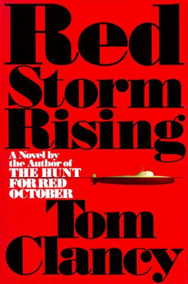 Red Storm Rising (1986) War between NATO and USSR. The basis of the combat game of the same name, this book is not a member of the Ryan story series (although the protagonist of the story has many similarities with Jack Ryan). He co-wrote it with Larry Bond.