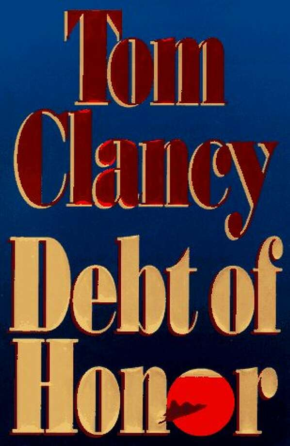 Debt of Honor (1994)A secret cabal of extreme nationalists gains control of Japan (having acquired some nuclear weapons), and start a war with the U.S. Ryan, now National Security Advisor, and Clark and Chavez, agents in Japan, help win the war. The Vice President resigns in a scandal, and the President appoints Ryan to replace him. A vengeful, die-hard Japanese airline pilot then crashes a jetliner into the U.S. Capitol during a joint session of Congress attended by most senior U.S. government officials, including the President. Ryan thus becomes the new President through succession.