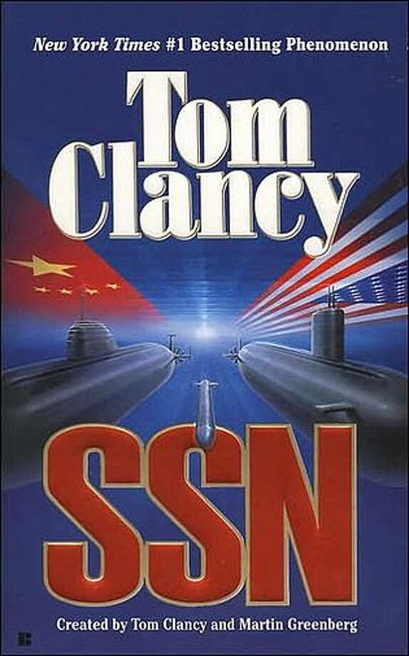 "SSN: Strategies for Submarine Warfare (1996) Follows the missions of USS Cheyenne in a future war with China precipitated by China's invasion of the disputed Spratly Islands. Also not a Ryan universe book, SSN is actually a loosely connected collection of ""scenario"" chapters in support of the eponymous video game."