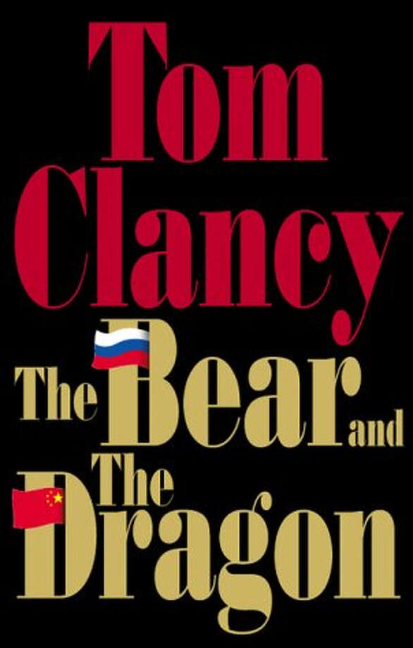The Bear and the Dragon (2000) War between Russia and China. Ryan recognizes the independence of Taiwan, Chinese police officers kill a Roman Catholic Cardinal, and the American armed forces help Russia defeat a Chinese invasion of Siberia.