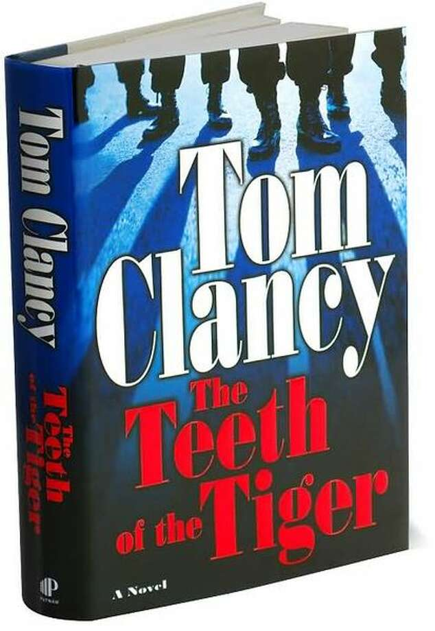 """The Teeth of the Tiger (2003)Jack Ryan's son, Jack Ryan, Jr., becomes an intelligence analyst, and then a field consultant, for The Campus, an off-the-books intelligence agency with the freedom to discreetly assassinate individuals """"who threaten national security"""", following the end of the Jack Ryan Sr. presidential administration. This book of the Jack Ryan series by Tom Clancy introduces Ryan's son and two nephews as heirs to his spook-legacy."""