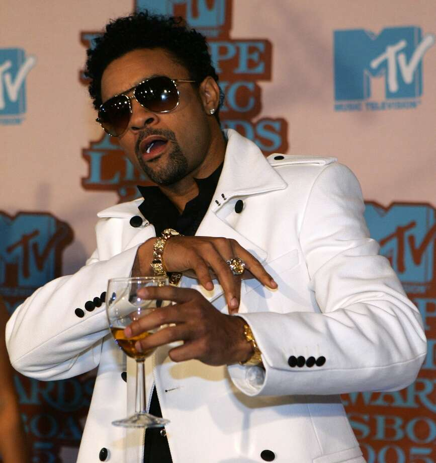 On the radio'Boombastic' by Shaggy Photo: NICOLAS ASFOURI, AFP/Getty Images