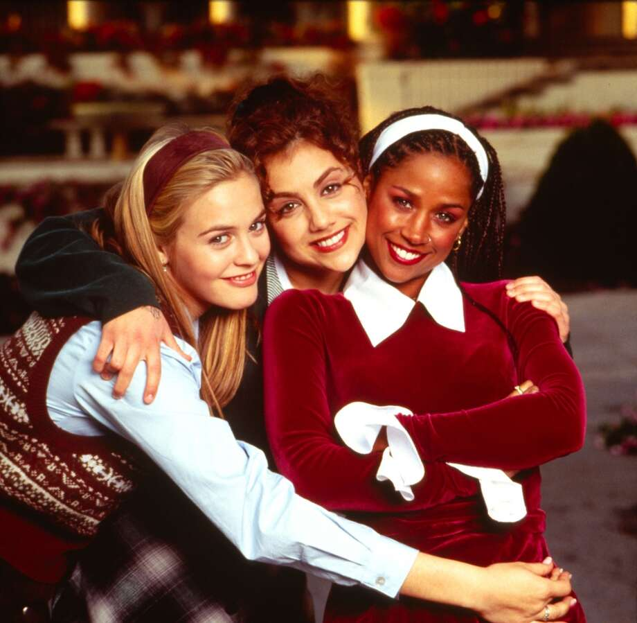 16. Clueless costumes Photo: Elliott Marks, Paramount Pictures Corp. C1995