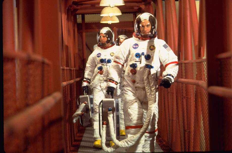 At the movies'Apollo 13' Photo: Universal