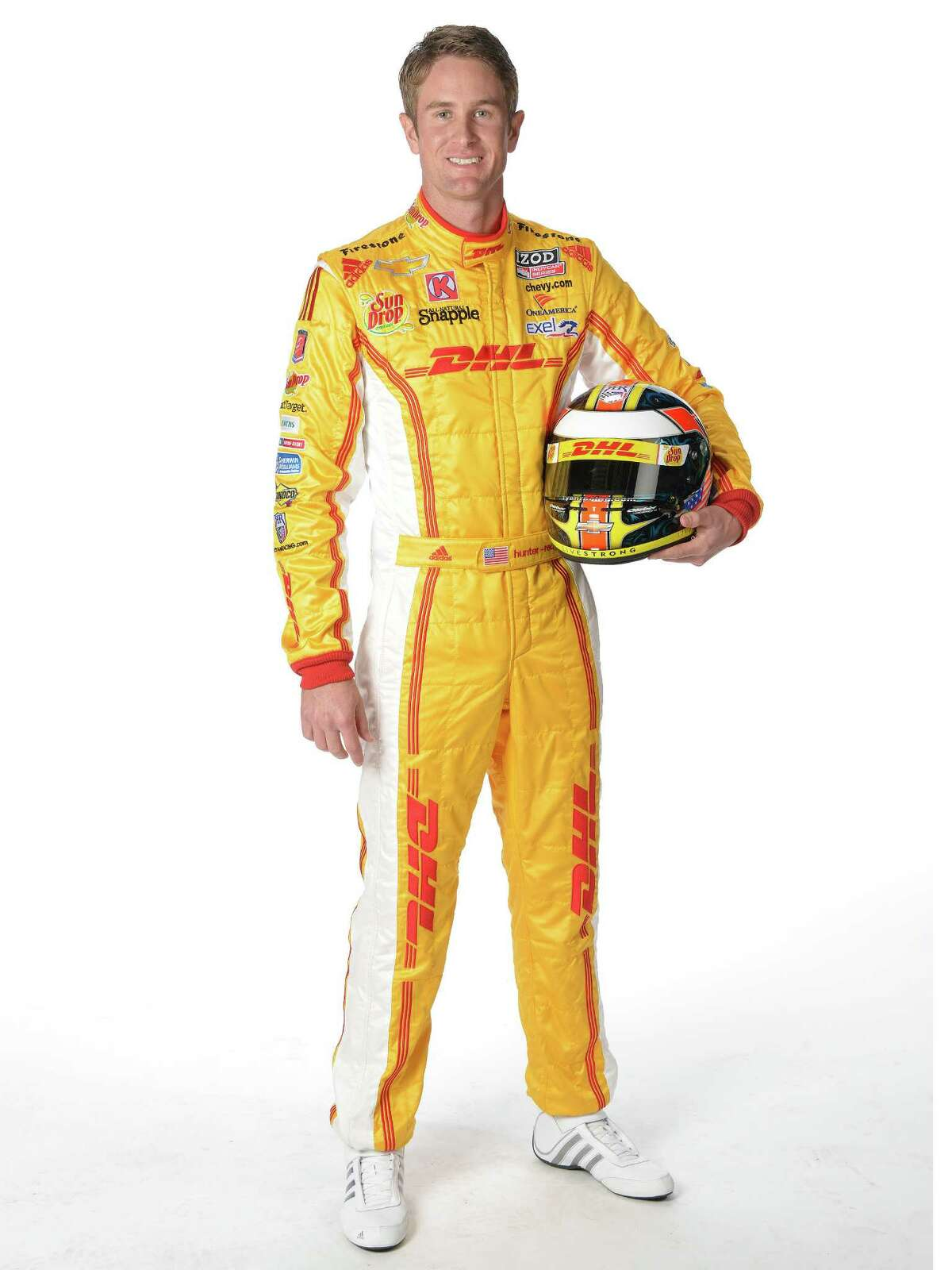 Ryan Hunter-Reay Car No.: 1  Team: Andretti Autosport  Age: 32  Hometown: Fort Lauderdale, Fla.  Residence: Fort Lauderdale, Fla.  Years in open-wheel racing: 10  Wins: 11  Highlights: Hunter-Reay became the first American driver since Sam Hornish in 2006 to win the IndyCar championship when he claimed the title in 2012. He's won twice this year and is fifth in points.