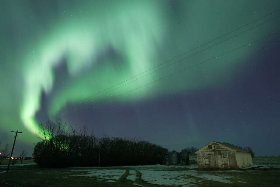 Morinville, Alberta, Canada. Photo: DARRYL DYCK, Associated Press / AP2004
