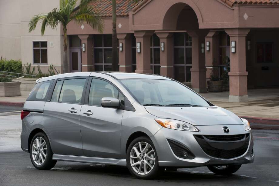 Mazda5 (2013 model pictured), Toyota Venza, Audi Allroad Photo: Guy Spangenberg