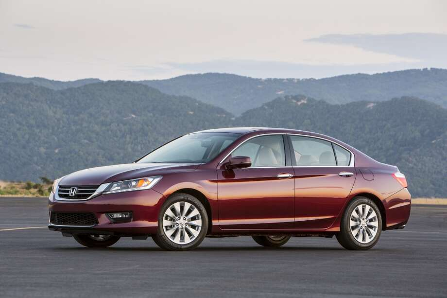 Model: 2013 Honda AccordStarting price: $22,500Source: Business Review USA Photo: Honda, Wieck