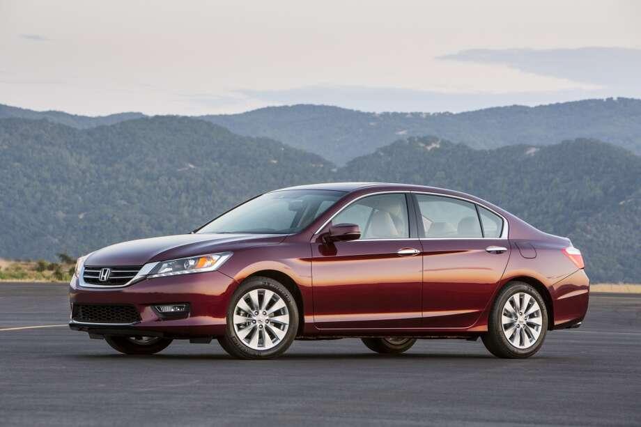 Model:2013 Honda AccordStarting price:$22,500Source: Business Review USA Photo: Honda, Wieck