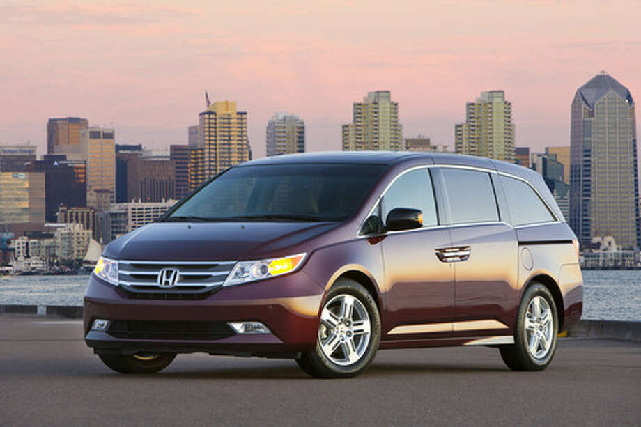 What women want:2 percent of women prefer attractive men in minivans.Women prefer black vehicles (53 percent), silver vehicles (16 percent), and red vehicles (13 percent).Source: Insure Photo: Honda, Wieck / © 2013 American Honda Motor Co., Inc.