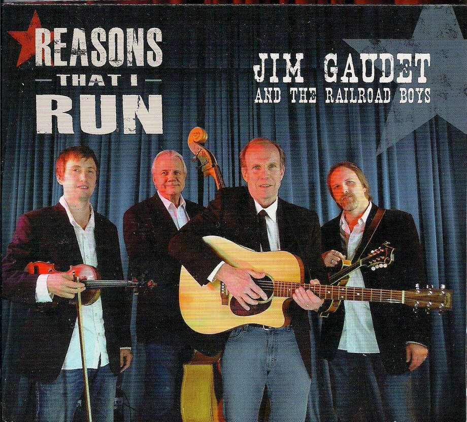 "Jim Gaudet and The Railroad Boys ""Reasons that I Run"""
