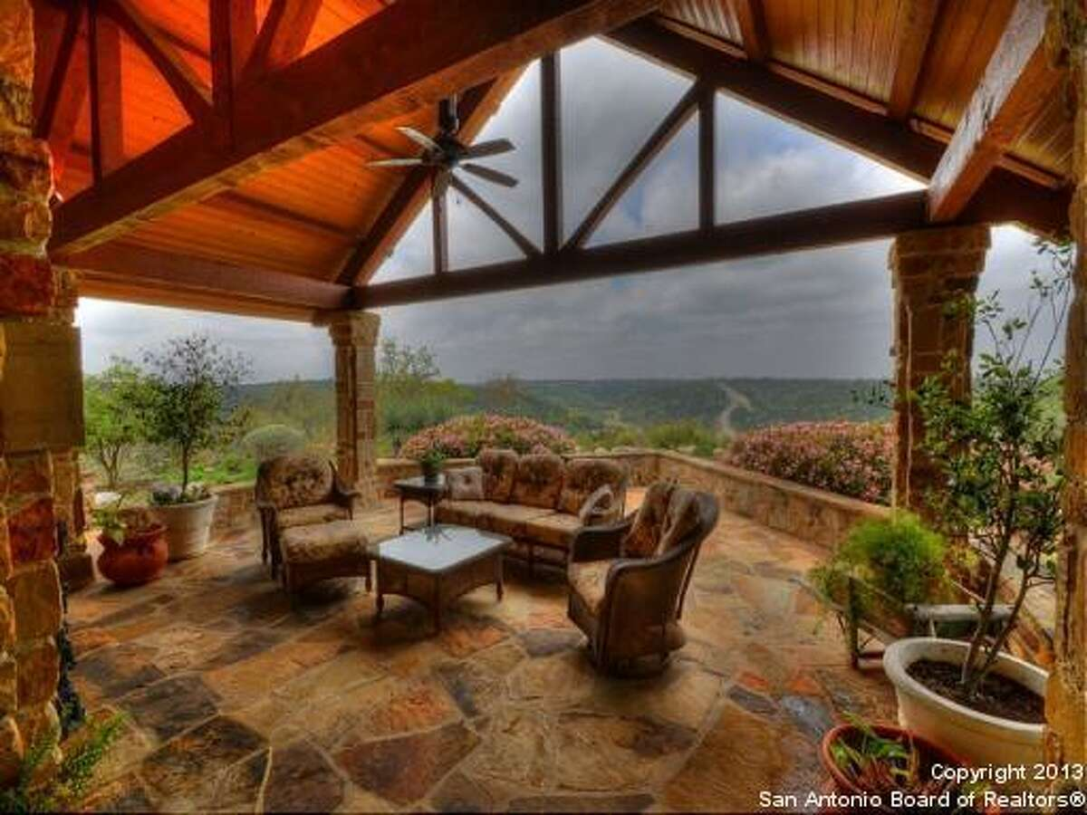 410 Paradise Point Dr. - Boerne, TXAsking price: $2,000,000Listing agent: Kuper Sotheby's Int'l Realty
