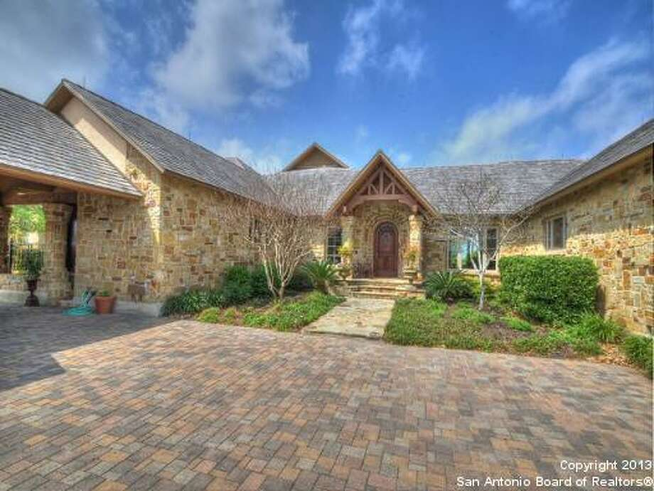 410 Paradise Point Dr. - Boerne, TXAsking price: $2,000,000Listing agent: Kuper Sotheby's Int'l Realty Photo: San Antonio Board Of Realtors