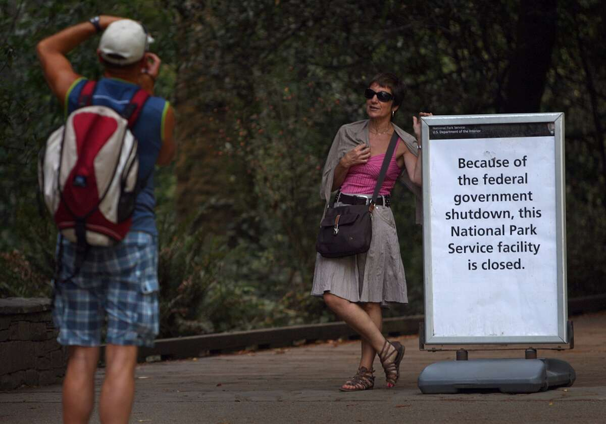 1.) Local parks closed: The Bay Area is blessed with many historic and wilderness sites run by the National Park Service, including the Presidio, Alcatraz and Muir Woods. But the government shutdown has put these places off-limits, as well as others within Golden Gate National Recreation Area and Point Reyes National Seashore.
