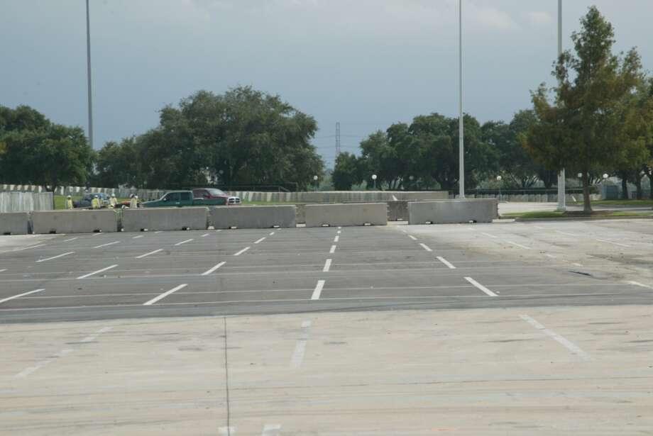 Day 2, Sept. 30 at 3 p.m. - Turn 9 still blocked. Photo: John De Layre