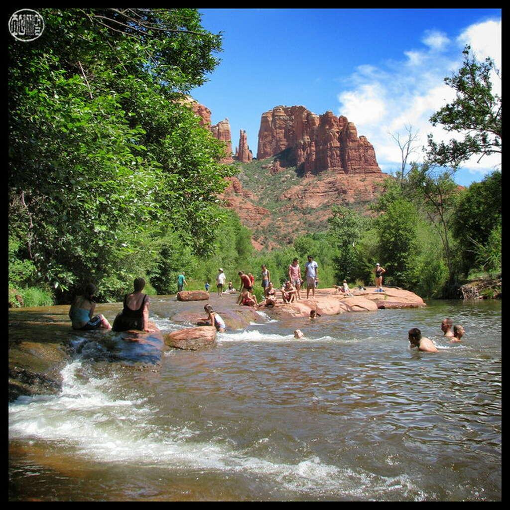14 hidden swimming holes