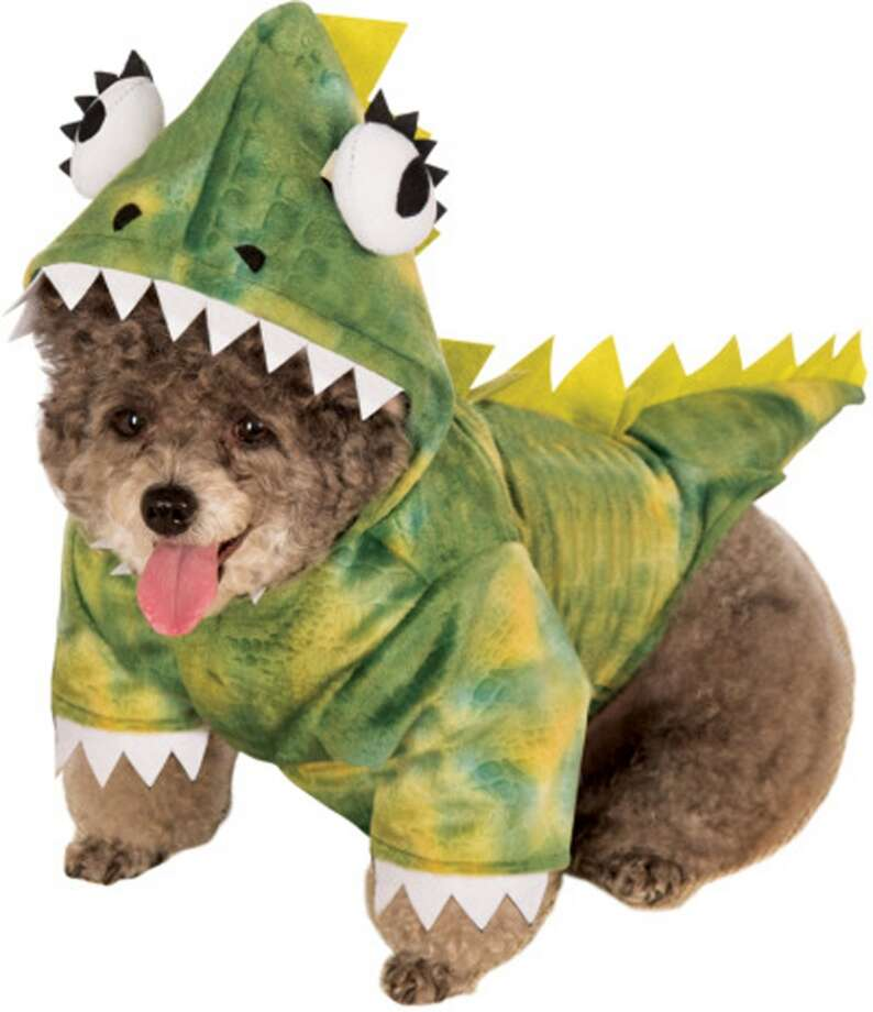 No. 3Dinosaur, for the dog who is the least ferocious-looking animal on the planet.