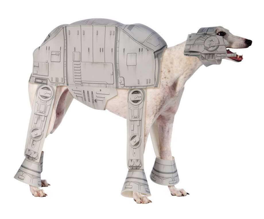 Finally, a costume for the big dogs - Imperial Walker.