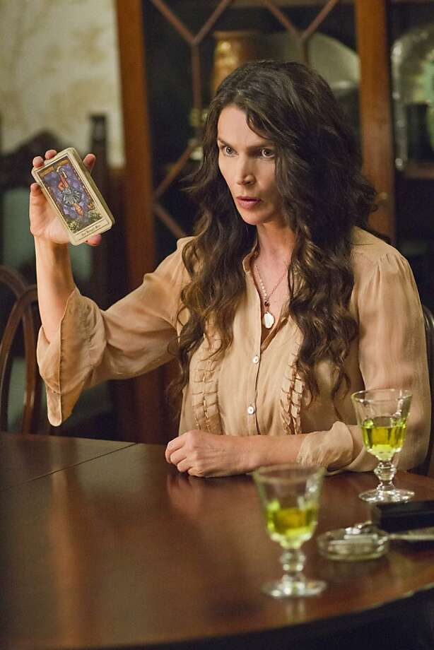 """Julia Ormond stars in """"The Witches of East End."""" Photo: Sergei Bachlakov, Lifetime"""