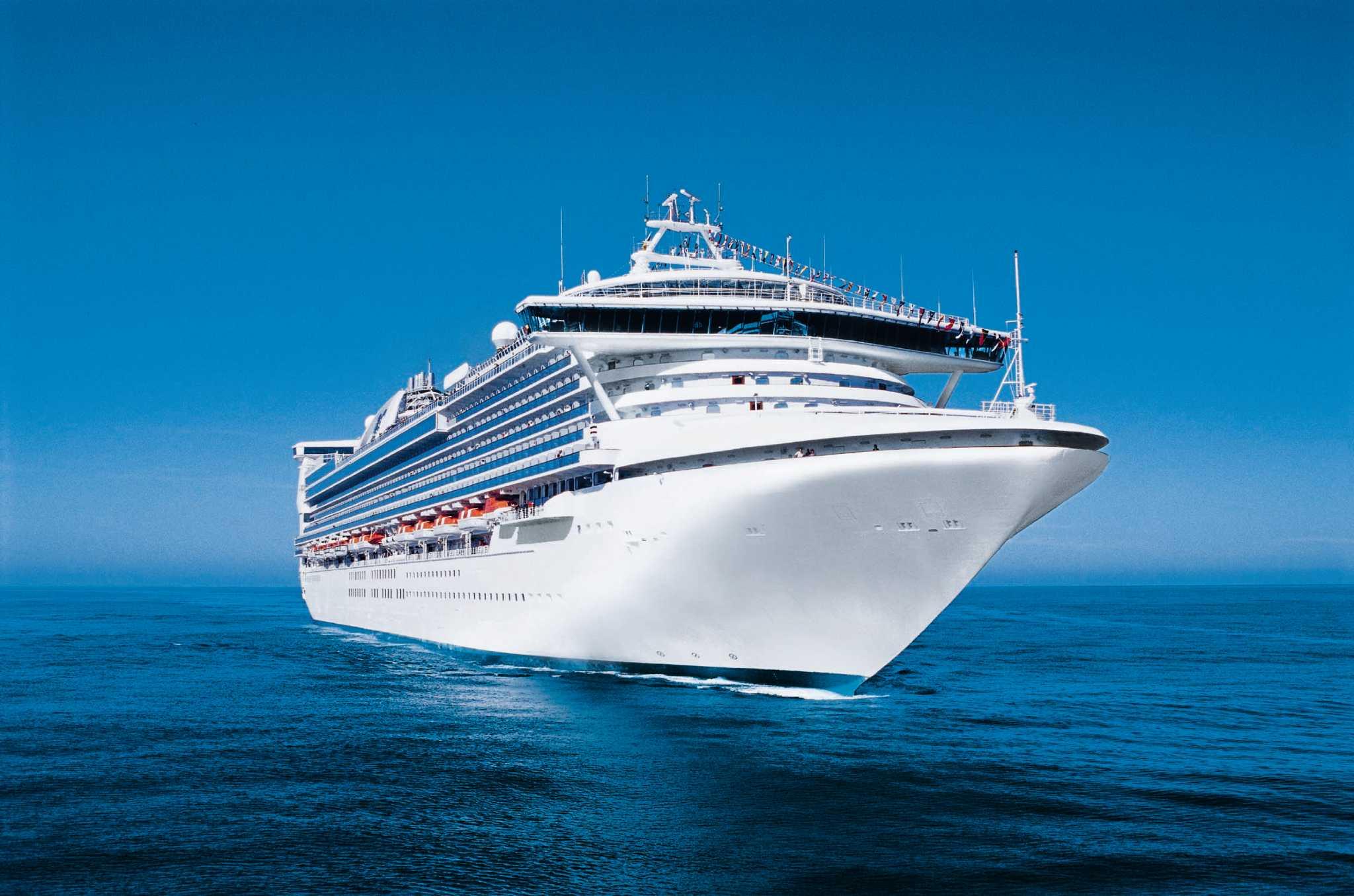 Princess Cruise Ship Opens Bayport's First Cruise Season