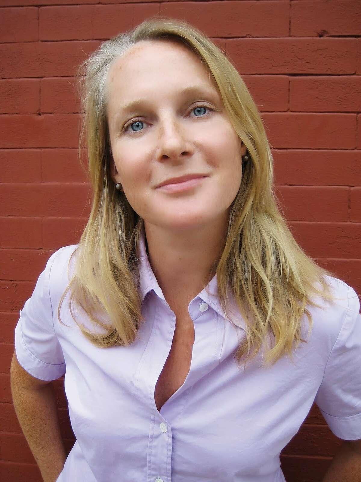 Piper Kerman, author of Orange is the New Black