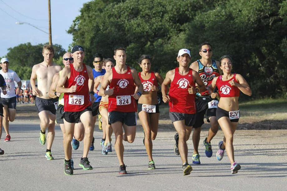 Runners can test their endurance at Saturday's Helotes Run Festival. Photo: Courtesy Photo