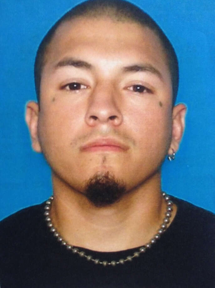 Juan Rodriguez, 28, was arrested in Victoria this week on warrants for charges of credit card abuse and aggravated robbery. But police believe he may be linked to more crimes that took place just west of Interstate 10 in the area of Wurzbach Road, Datapoint Drive and Gardendale. Photo: Courtesy Photo