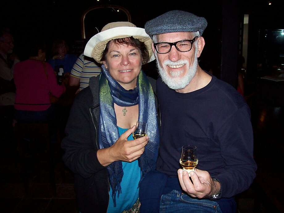 Jim and Patty Lucas, Santa Cruz