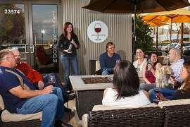 Meadowcroft Wines has a tasting room at the Cornerstone complex in Sonoma.