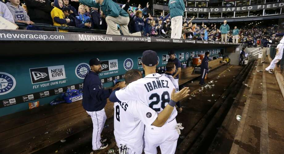 Why we're optimistic/pessimistic about the MarinersThe Seattle Mariners' 2013 season closed with a thud Sunday, as the M's -- in fitting fashion -- lost 9-0 to former manager Bob Melvin and the A.L. West-champion Oakland Athletics at Safeco Field. It was Seattle manager Eric Wedge's last game after quitting last week, and it might have also been the last game for Kendrys Morales (left) and Raul Ibanez (right) in a Seattle uniform. The season-ending loss dropped the team's record to 71-91, good for fourth place in the division and 25 games out of first place.