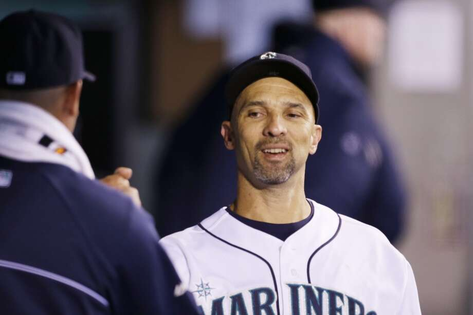 Nick EatonWhy I'm pessimistic: Issues in the outfieldIt seems the Mariners have never had a good left fielder, and the same was true in 2013. Most of the season, Ibanez (pictured) got the call, but the sheer number of gif-able gaffes he made there are more than enough evidence that Ibanez ain't the answer. Not that anyone really thinks he is -- he's 41 years old, after all, and probably won't be back in 2014.  But Seattle's outfield issues aren't limited to just left field. A whopping nine different players started in the outfield in 2013, and the lineup wasn't particularly consistent. Ibanez, Morse, Gutierrez, Ackley, Almonte, Michael Saunders, Jason Bay, Endy Chavez, Carlos Peguero -- the Mariners do not need an outfield by committee.  What's more, not one of them produced at the plate. Chavez finished with the best batting average among Mariners outfielders at .267, yet was more of a bench-warmer and utility player. Ibanez brought power in the first half of the season but his homers trailed off after the All-Star break. And Morse and Gutierrez battled injuries all season.  And now with Morse absent (traded to Baltimore), Ibanez potentially gone and Bay's release in August, the M's have even fewer options -- though that's probably a good thing. If he's back for 2014, Gutierrez will probably break his leg or something, so he's not a reliable solution at center. Saunders has potential but hasn't shown it beyond the World Baseball Classic. Chavez is an old free agent, Almonte and Peguero still belong in the minors, and Ackley ... ugh.  Seattle needs to populate its outfield with more than just leftover designated hitters and converted infielders. And if GM Jack Zduriencik thinks Ackley is his starting center fielder next season, God help us all. Photo: Elaine Thompson, Associated Press