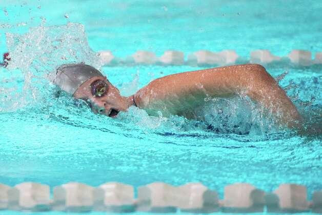 Staples Girls Swim Past Ludlowe To Remain Unbeaten Fairfield Citizen